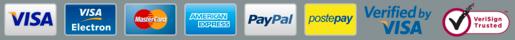 Pagamento online carte di credito